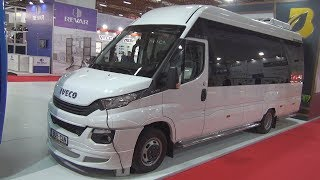 Cover images Iveco Daily 50-150 Bur-Can Bus (2020) Exterior and Interior