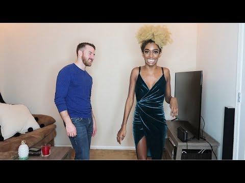 Boyfriend Rates My Fashion Nova Try-On Haul