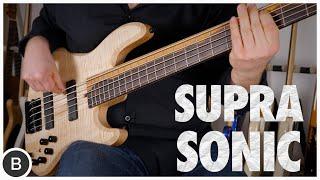 SUPRA BASSES - SONIC 5