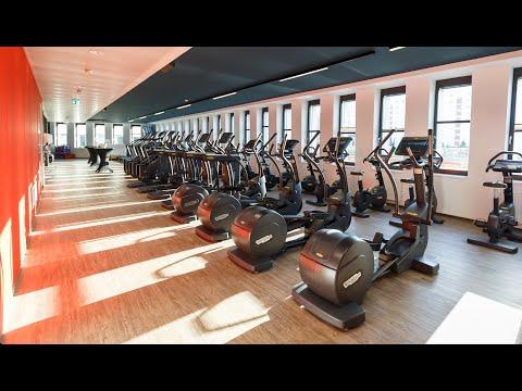GETFIT AUSTRIA CAMPUS // Fitness Club 1020 Wien