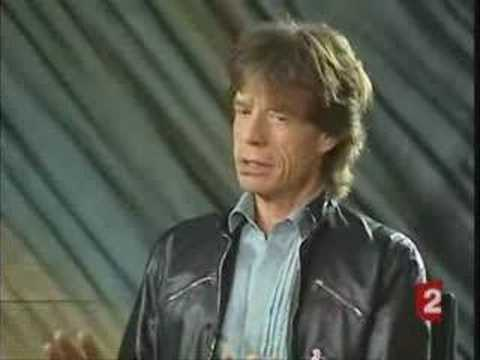 Jagger en France