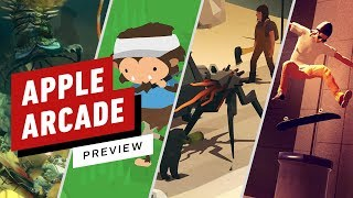 Apple Arcade Hands-On Impressions: It Reminds Us of Xbox Live Arcade