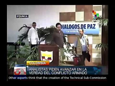 Colombia: war victims join dialogue for peace in Havana