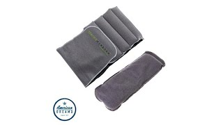 ThermaStretch Hot and Cold Compression Therapy Wrap Set