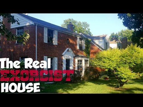 Did You Know The REAL EXORCIST HOUSE Is In St. Louis, MO