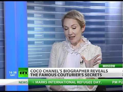 Coco Chanel's biographer reveals famous couturier's secrets