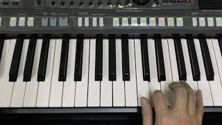 Intro Mấy Nhịp Cầu Tre - Organ Hòa Tấu