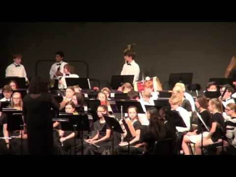 Washington Middle School Combined Bands May 17, 2017
