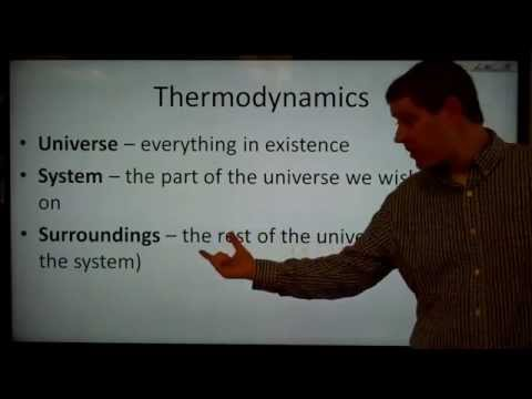 CH110 6.1 The Nature of Chemical Energy