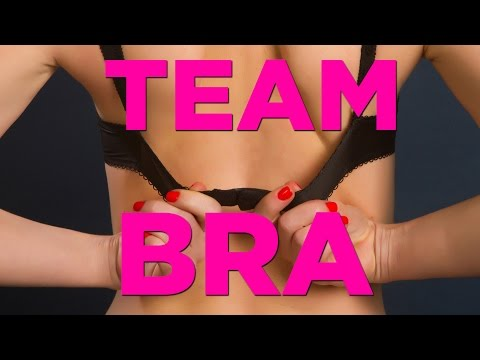 Thumbnail: How Do You Put On Your Bra?