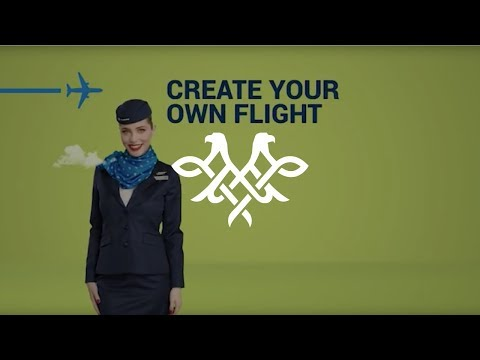 Create Your Own Flight | Air Serbia