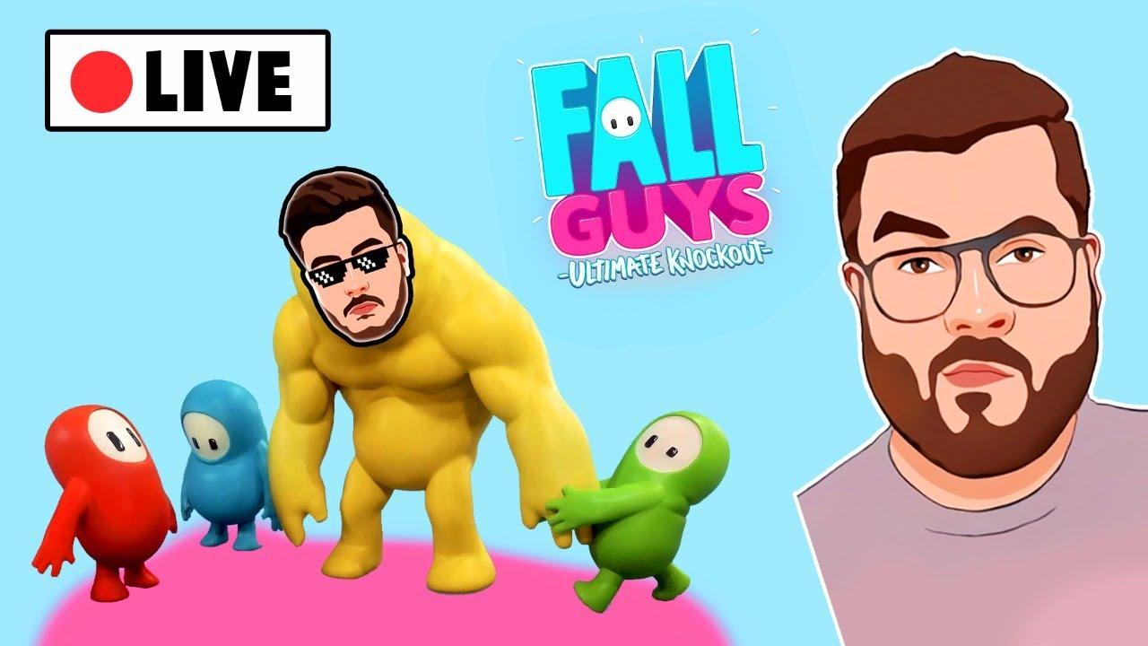 Download Fall Guys LIVE Hindi | Hitesh KS