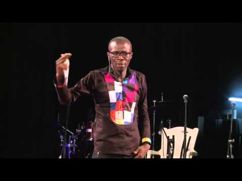 Move your idea to the next level; be NICE!   Bernard Kelvin Clive   TEDxAccra