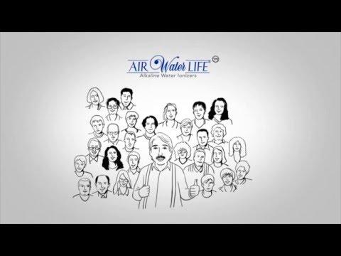 Air Water Life Aqua Ionizer Deluxe Review Vs Kangen Water