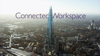 What is Mitie's Connected Workspace?