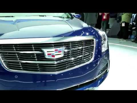 2015 Cadillac ATS Coupe First Look -- Edmundsm