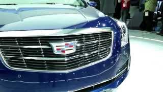 2015 Cadillac ATS Coupe First Look | Edmunds.com