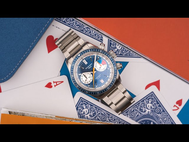 Christopher Ward C65 Chronograph Video Review - Watch Clicker