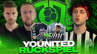 SPANNUNG PUR! | FIFA 21: YOUnited FUTURE Rückspiel #2 vs TISISCHUHBECH