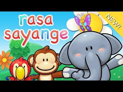 Lagu Anak Indonesia | Rasa Sayange
