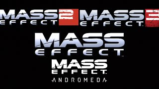 Mass Effect 1,2,3 and Andromeda Remix(Mass Effect Legacy)   All Games