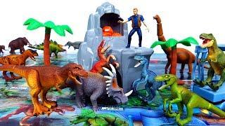 Jurassic World Dinosaurs Big Wild Park Playsets toys 쥬라기월드 빅 공룡 와일드파크 장난감