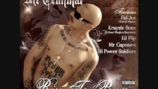 Mr. Criminal- Watch Me Rise