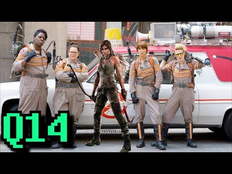 Feminists, Please Don't Turn Tomb Raider Into Ghostbusters | Q14