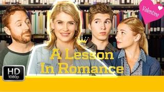 |HALLMARK| A Lesson in Romance | Valentine Movies Season