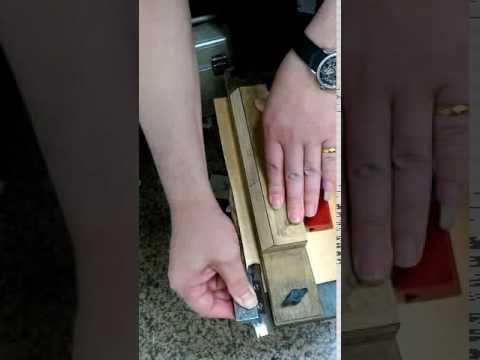 修皮刀使用