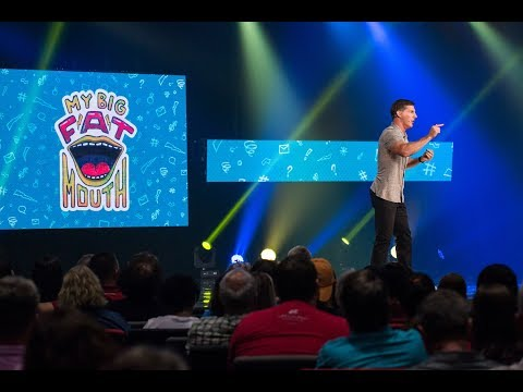 """My Big Fat Mouth: Part 2 - """"Criticizing"""" with Craig Groeschel"""