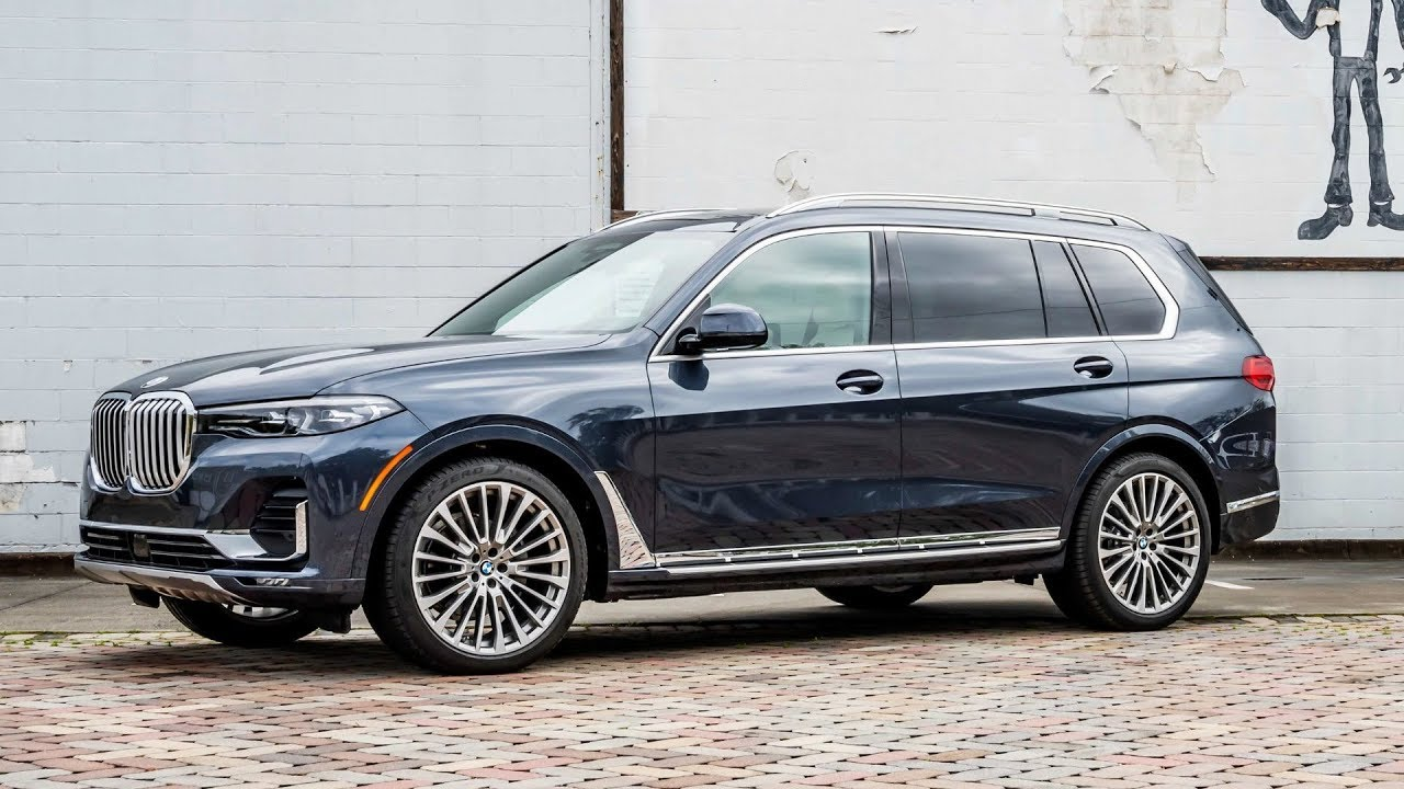 BMW X7 2019 Car Review - YouTube