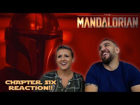 The Mandalorian Chapter 6 'The Prisoner' REACTION!!