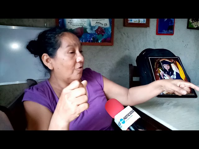 Hija golpeó a su madre en la zona 8 de Juigalpa