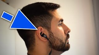 Review + GEWINNSPIEL | Sportkopfhörer für 20€ | SoundPEATS Bluetooth Kopfhörer
