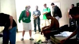 A Locker Room Rap Battle