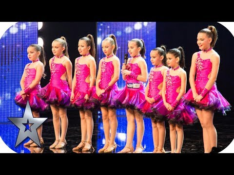 Star Girls | Audições PGM 01 | Got Talent Portugal 2018
