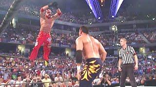 Rey Mysterio vs Chavo Guerrero 7/25/02