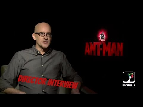AntMan Director Peyton Reed on picking up from Edgar Wright