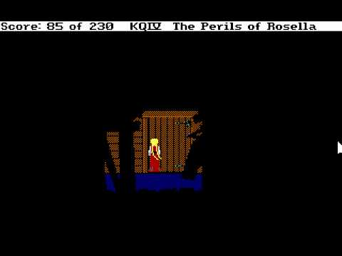 Let's Play: Kings Quest 4 with Lucahjin...