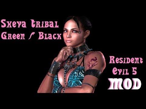 Consider, that resident evil 5 sheva tribal are
