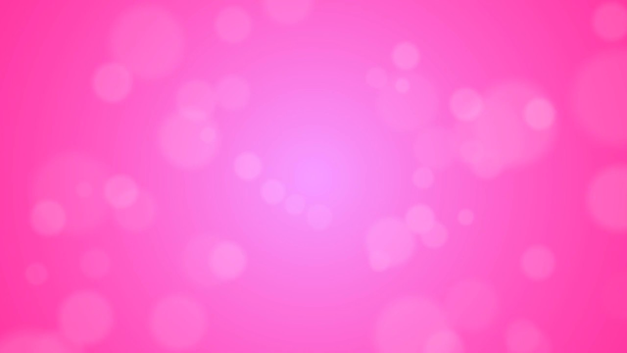 Pink Abstract Lights bokeh background loopdownload Free ...
