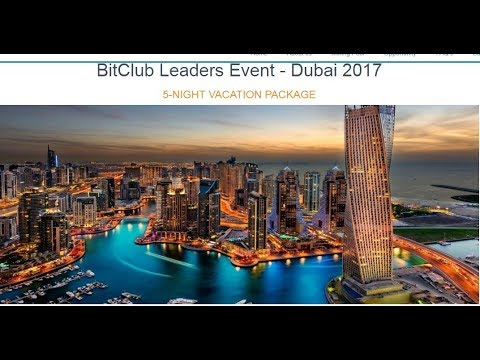 BitClub Network Iceland Data Center , Event Dubai 23 to 28 of October and 30 to CENTER MINING 2017