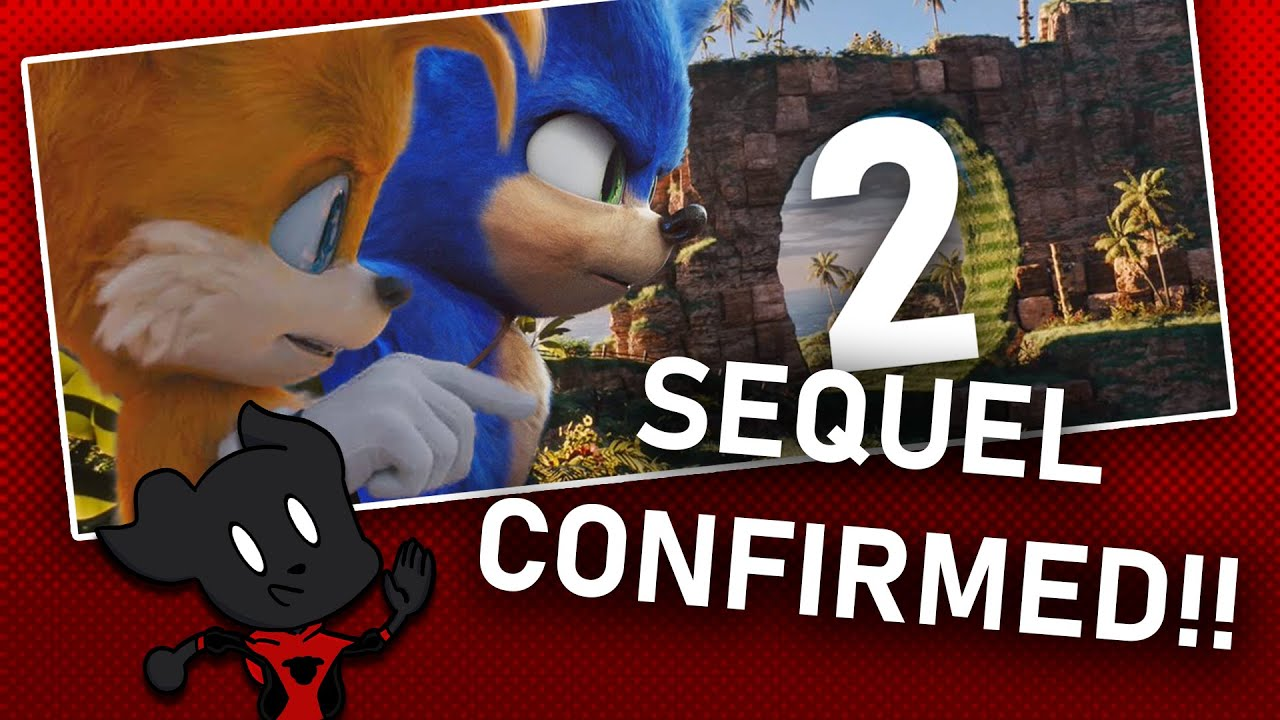 Sonic The Hedgehog Movie 2 Announced Plot And Details Revealed