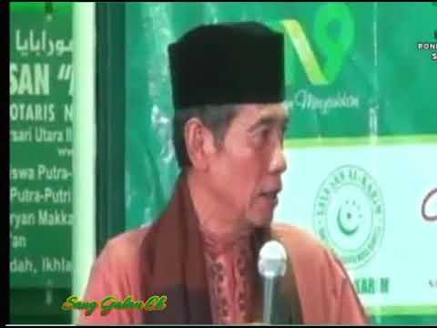 Abah Topan & KH Imam Hambali ; Juli 2018 ; Halal bihalal bersama pelawak koplak & ceramah Al Jihad