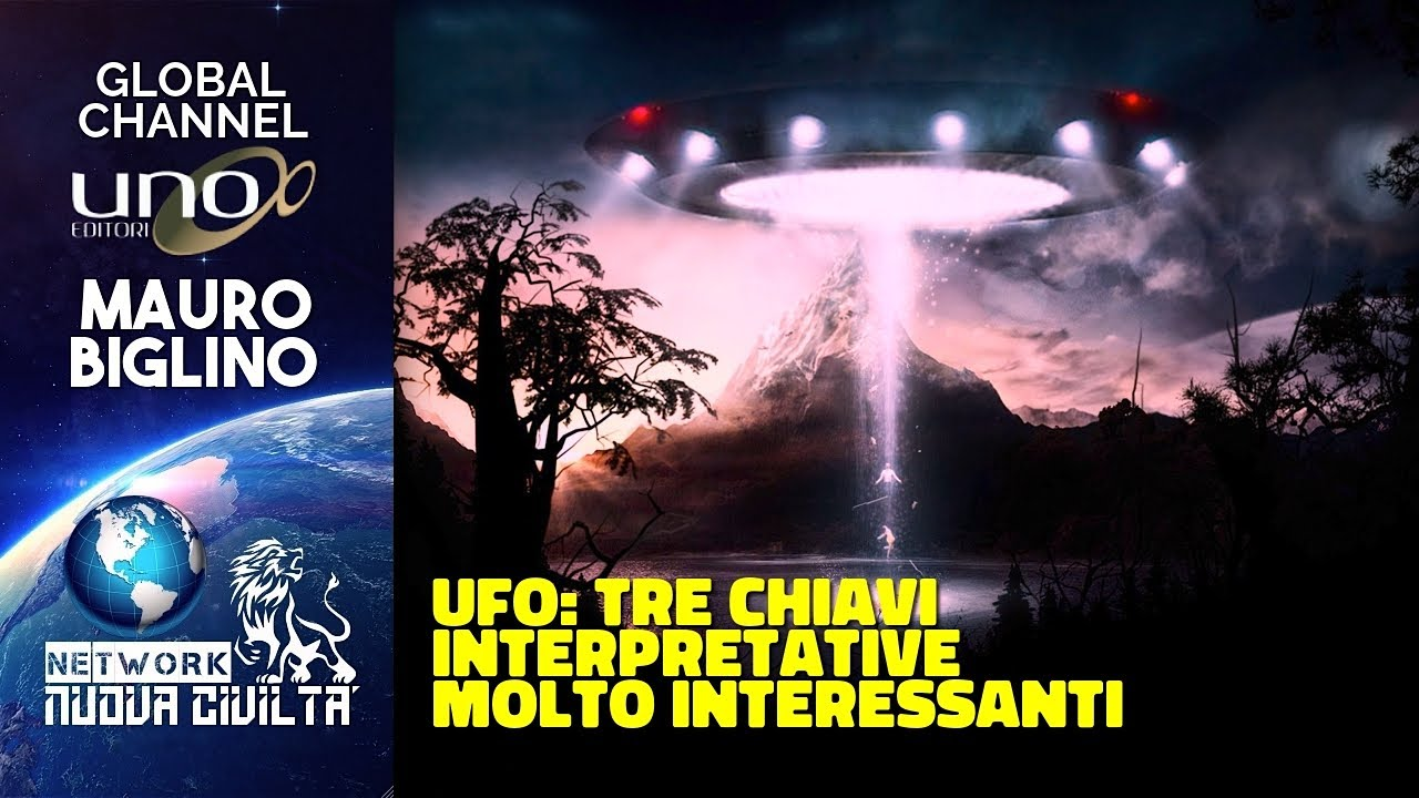 Mauro Biglino - UFO: Tre Chiavi Interpretative Molto Interessanti