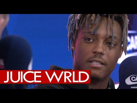 Juice WRLD on XXXTentacion, drugs, Lucid Dreams, 1 hour freestyle