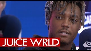 Juice WRLD on XXXTentacion, drugs, Lucid Dreams, 1 hour freestyle