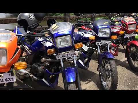 Yamaha Rx club Freedom Ride 2016