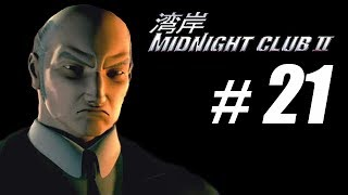 "Midnight Club II Walkthrough Part 21: Makoto ""Midnight Club 2"" PC Gameplay (HD)"
